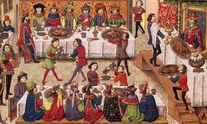 jantar medieval